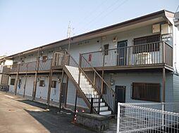 リヴァシャレー[1階]の外観
