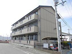 和歌山県和歌山市小雑賀の賃貸アパートの外観