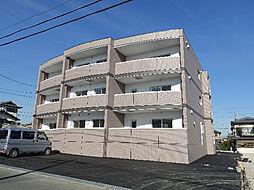 三重県四日市市南いかるが町の賃貸マンションの外観