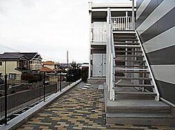 愛知県名古屋市緑区乗鞍1丁目の賃貸アパートの外観