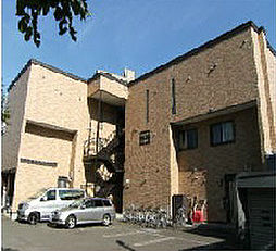 北海道札幌市東区北七条東8丁目の賃貸アパートの外観