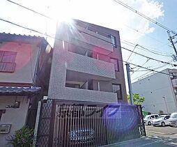 京都府京都市左京区下鴨下川原町の賃貸マンションの外観
