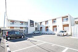 小田急小田原線 海老名駅 バス20分 城山下車 徒歩3分の賃貸アパート