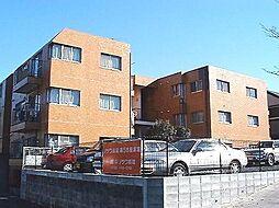 小手指町徒歩7分3階建[1階]の外観