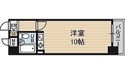 マイルド新大阪レジデンス 1号館[5階]の間取り