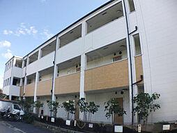 大阪府堺市堺区東湊町1丁の賃貸アパートの外観