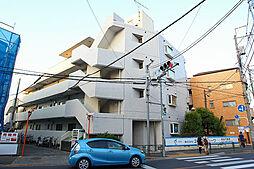 東京都西東京市北原町3丁目の賃貸マンションの外観