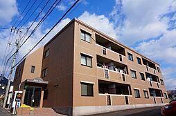 広島県広島市安佐南区山本9丁目の賃貸マンションの外観