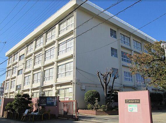 諸福中学校