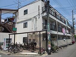 ニシマンション[1階]の外観