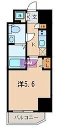 ザ・レジデンス横浜青木橋[9階]の間取り