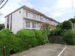 東京都町田市南成瀬2丁目の賃貸マンションの外観