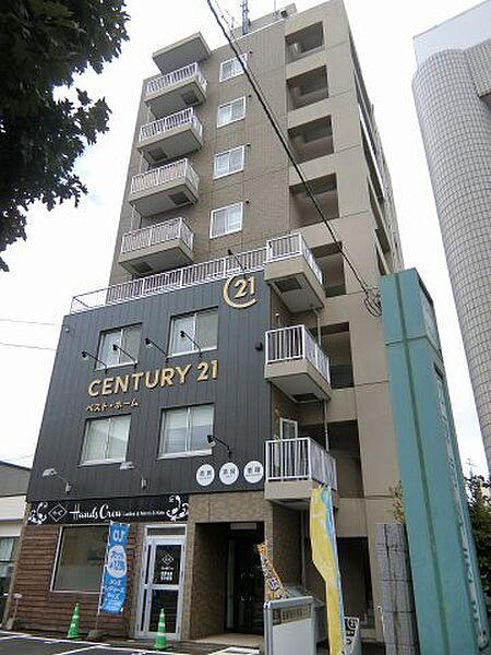 センチュリーガーデン 7階の賃貸【北海道 / 札幌市豊平区】