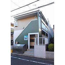 東京都足立区東和1丁目の賃貸アパートの外観