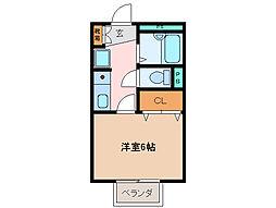 東松阪駅 2.2万円