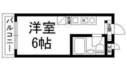 MLA香里園I[0307号室]の間取り