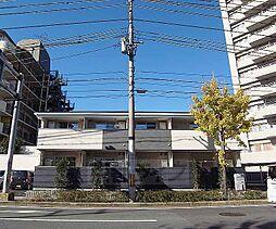 京都府京都市伏見区淀本町の賃貸アパートの外観