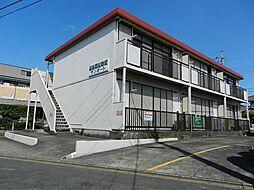千葉県佐倉市南臼井台の賃貸アパートの外観