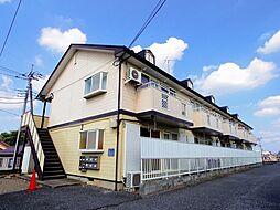 埼玉県所沢市小手指南3丁目の賃貸アパートの外観