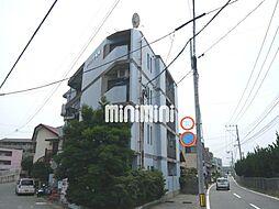 アバンセ箱崎[4階]の外観