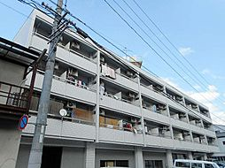 広島県広島市西区楠木町2丁目の賃貸マンションの外観