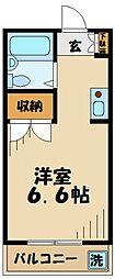 アーバンライフTAMA[4階]の間取り