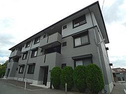 兵庫県加古川市平岡町山之上の賃貸アパートの外観