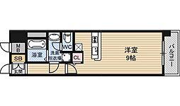 アドバンス新大阪5[7階]の間取り