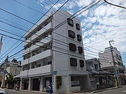 愛媛県松山市本町2丁目の賃貸マンションの外観