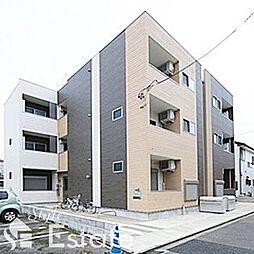 愛知県名古屋市北区生駒町5丁目の賃貸アパートの外観