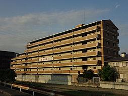 青山NKマンション[607号室]の外観