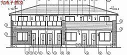 エスプレント[1階]の外観
