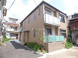 兵庫県神戸市中央区二宮町3丁目の賃貸アパートの外観