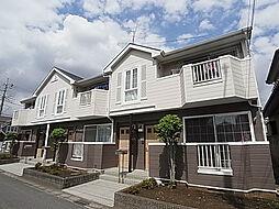 千葉県松戸市小金きよしケ丘5の賃貸アパートの外観