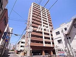 プレサンス神戸裁判所前デリシア[10階]の外観