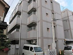 シャルマンフジ久米田弐番館[3階]の外観