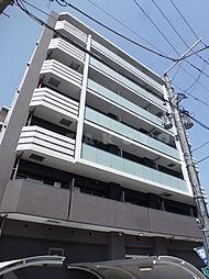 京橋イーストガーデン[2階]の外観