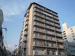 レック西長堀マンション[10階]の外観