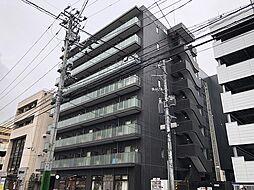 パークソレイユ新潟駅前3番館[6階]の外観