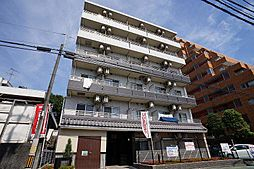 埼玉県川越市連雀町の賃貸マンションの外観
