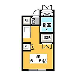 彩季館[4階]の間取り