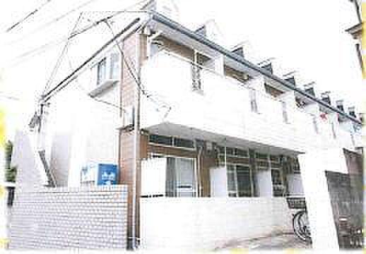 埼玉県さいたま市緑区原山2丁目の賃貸アパートの外観