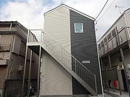 新杉田壱番館[102号室]の外観