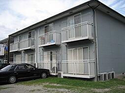 ツインコート浜田[104号室]の外観