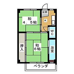 日比野駅 2.3万円