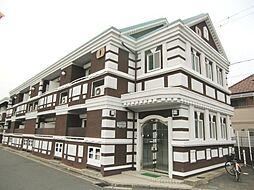 ステラハウス17[1階]の外観