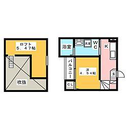 GROWTH[2階]の間取り