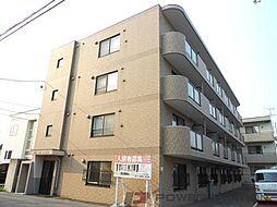 アムール文京台[1階]の外観