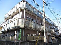 東京都大田区羽田2丁目の賃貸マンションの外観