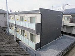 リブリ・松戸馬橋[205号室]の外観